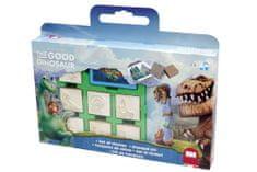 Multiprint risalni set Dinosaur 07902, 7 žigov