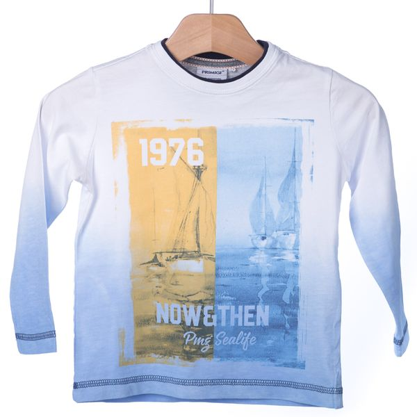 Primigi chlapecké tričko 140 bílá