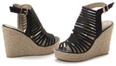 s.Oliver dámské sandály na klínku