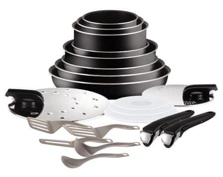 Tefal Ingenio Essential 20-dielny set L2009702