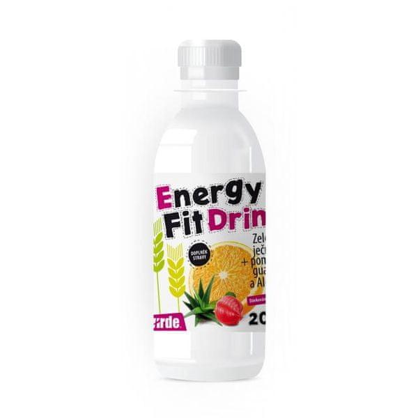 ENERGY FIT DRINK se zel.ječm.+pomer.+al.vera+guar.