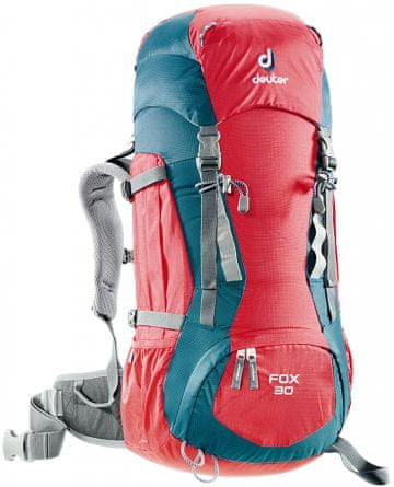 Deuter Fox 30 fire/arctic