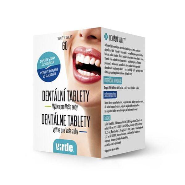 Dentální tablety tbl.60