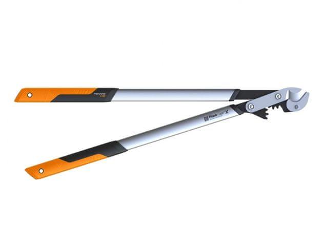 Fiskars PowerGearX Nůžky na silné větve jednočepelové (L) (1020189), záruka 5 let