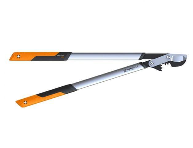 Fiskars PowerGearX Nůžky na silné větve dvoučepelové (L) (1020188), záruka 5 let