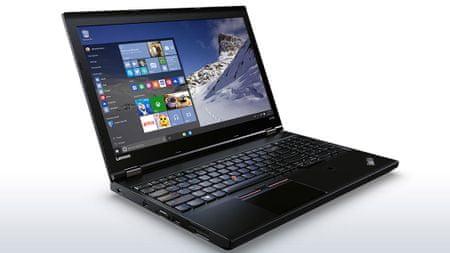 Lenovo prenosnik ThinkPad L570 i5-7200U/8GB/SSD256GB/15,6FHD/FreeDOS (20J80029SC)