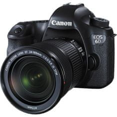 Canon EOS 6D + 24-105 EF IS STM + 3TB disk od Canonu ZDARMA!