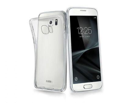 SBS silikonski ovitek Samsung Galaxy S7, prozoren