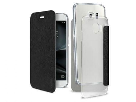 SBS preklopna torbica Samsung Galaxy S7, črna