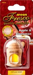 Areon osvežilec za avto Fresco, jabolko in cimet