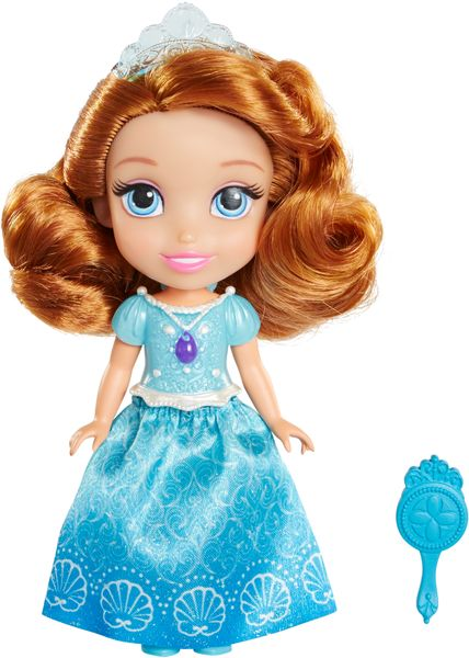 Disney Panenka Sofie První - modrá