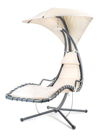 Happy Green wiszące krzesło SAN REMO