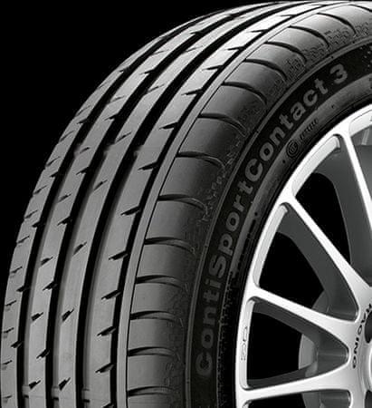Continental pneumatik SportContact 3 265/35R18 97Y XL