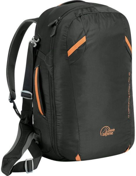 Lowe Alpine At Lightflite Carry-On 45 Anthracite/Amber/An
