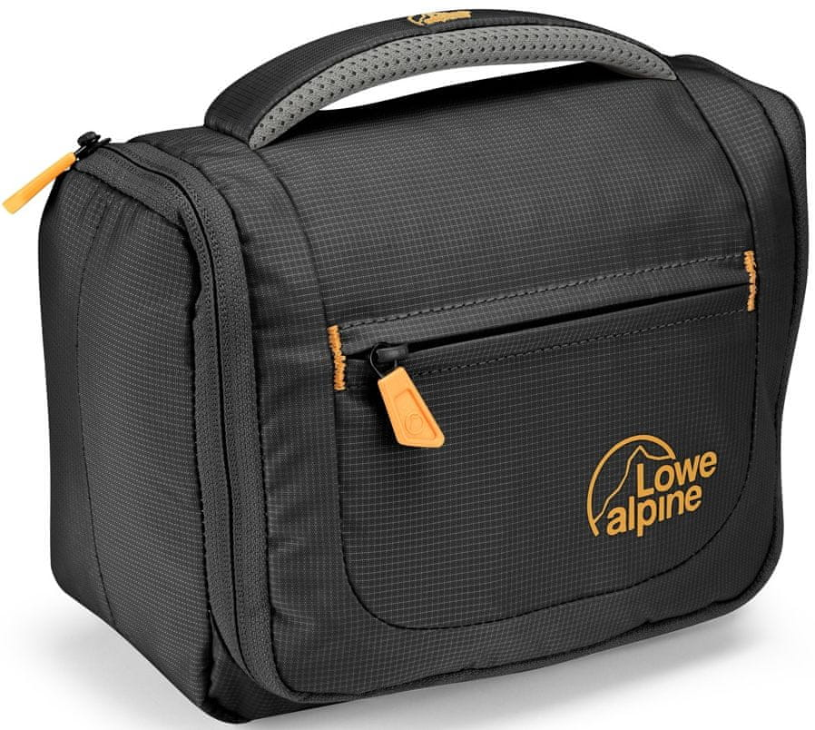 Lowe Alpine Wash Bag Small Anthracite/Amber/An