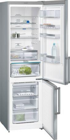 Siemens kombinirani hladilnik KG39NAI35