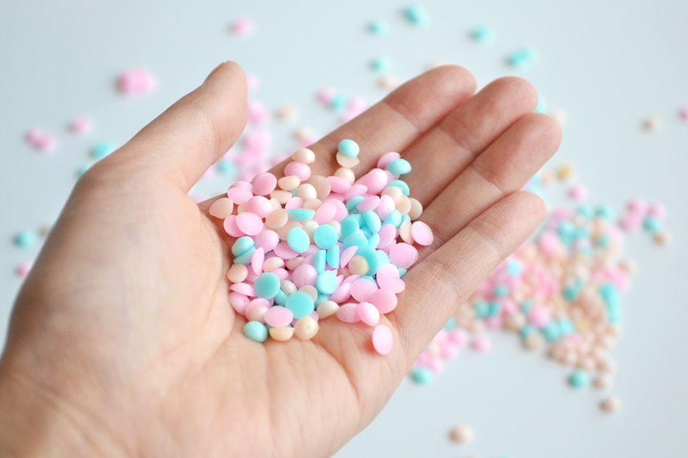 Lenor UN stoppables vonné perličky Fresh 210 g