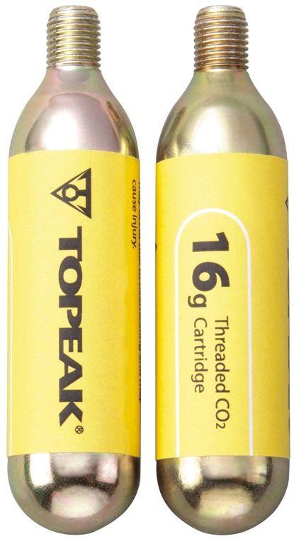 Topeak Náplň CO2, 2 ks - rozbaleno