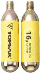 Topeak Náplň CO2 set 2ks