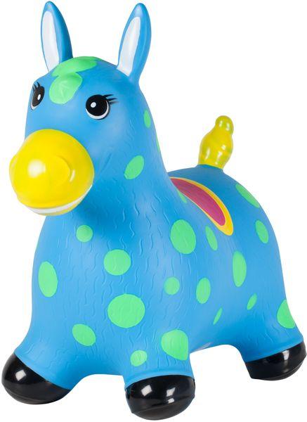 John Hopsadlo pony modrý