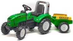Falk Traktor Lander 240X s prívesom