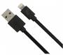 1 - Energizer kabel Highend Lightning ploščat 1,2 m - črn