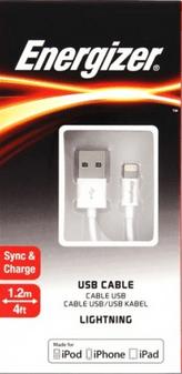 Energizer kabel classic Lightning 1,2 m - bel