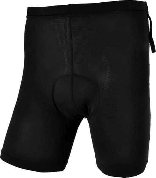 Silvini Dámské samostatné vnitřní kalhoty WP373V Black S