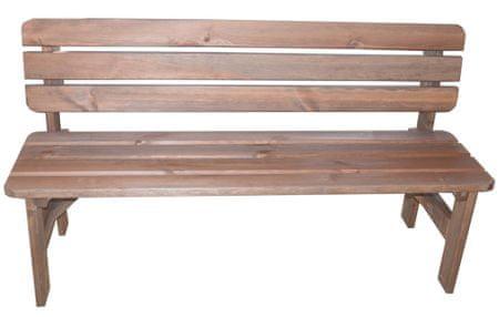 Rojaplast ławka VIKiNG 150 cm (151/2)
