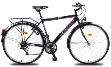 "Olpran rower trekkingowy Mercury 28"" M black"