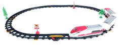 Rappa Vlak so svetlom a zvukom, 35 dielov