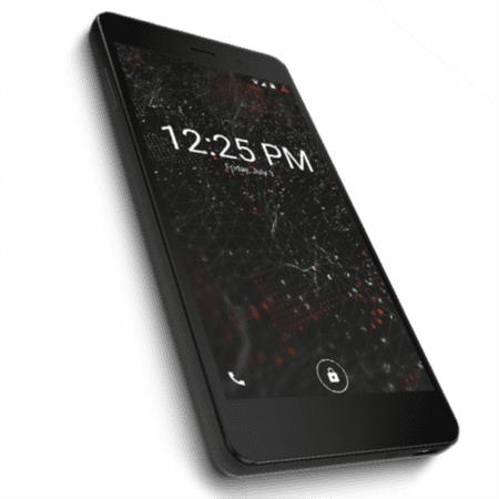 Silent Circle GSM telefon BlackPhone2