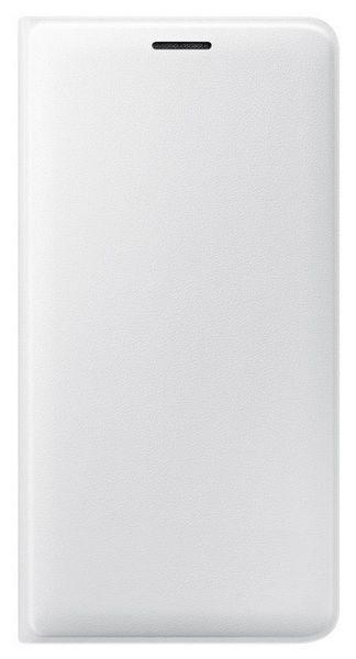 Samsung flipové pouzdro Galaxy J3, bílé