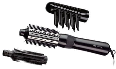 BRAUN Satin Hair 3 - AS330 Elektromos hajkefe