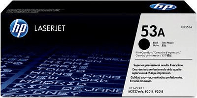 HP toner LaserJet Q7553A, 3000 stranica, crni