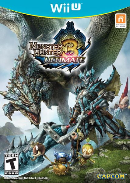 Nintendo Monster Hunter 3 Ultimate / WiiU