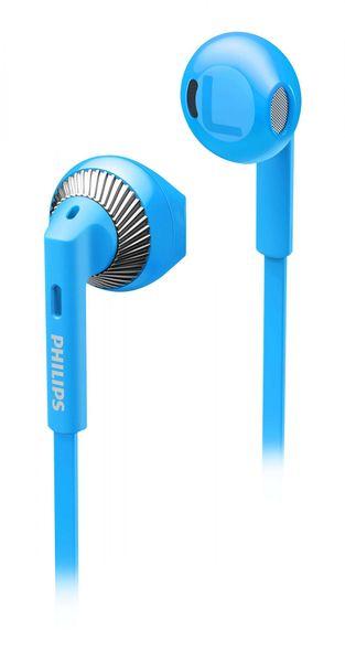 Philips SHE3200BL, modrá