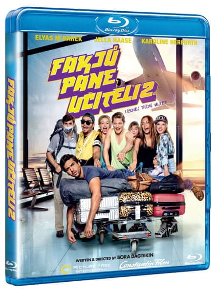 Fakjů pane učiteli 2 - Blu-ray
