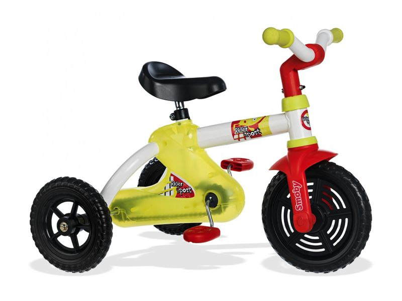 Smoby Tříkolka Baby Bike