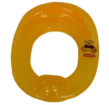 Curver WC nastavek otroški, oranžna