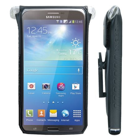 Topeak torbica SmartPhone DryBag 6'', črna