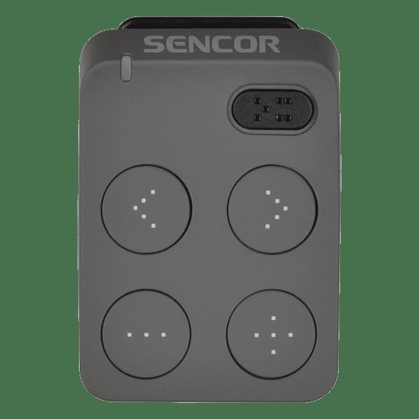 Sencor SFP 1460 DG / 4GB, tmavě šedá