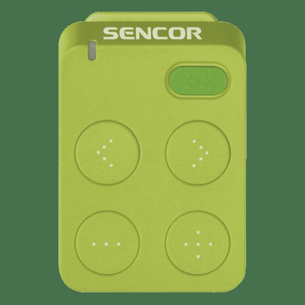Sencor SFP 1460 GN / 4GB, zelená
