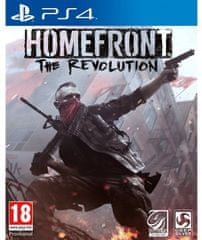 Deep Silver Homefront: The Revolution / PS4