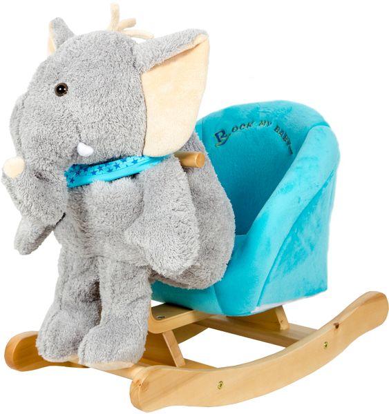Jolly baby Houpací slon 3v1