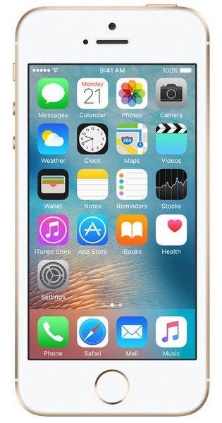 Apple Iphone Se, 128 Gb, Zlatý