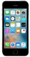Apple telefon iPhone SE, 32 GB, siv