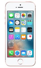 Apple mobilni telefon iPhone SE 16 GB, Rose Gold