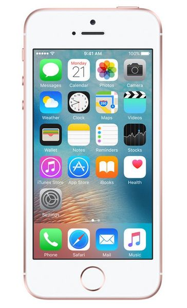Apple iPhone SE, 32 GB, Růžově zlatý