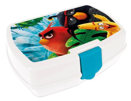 Karton P+P Box na desiatu Angry Birds